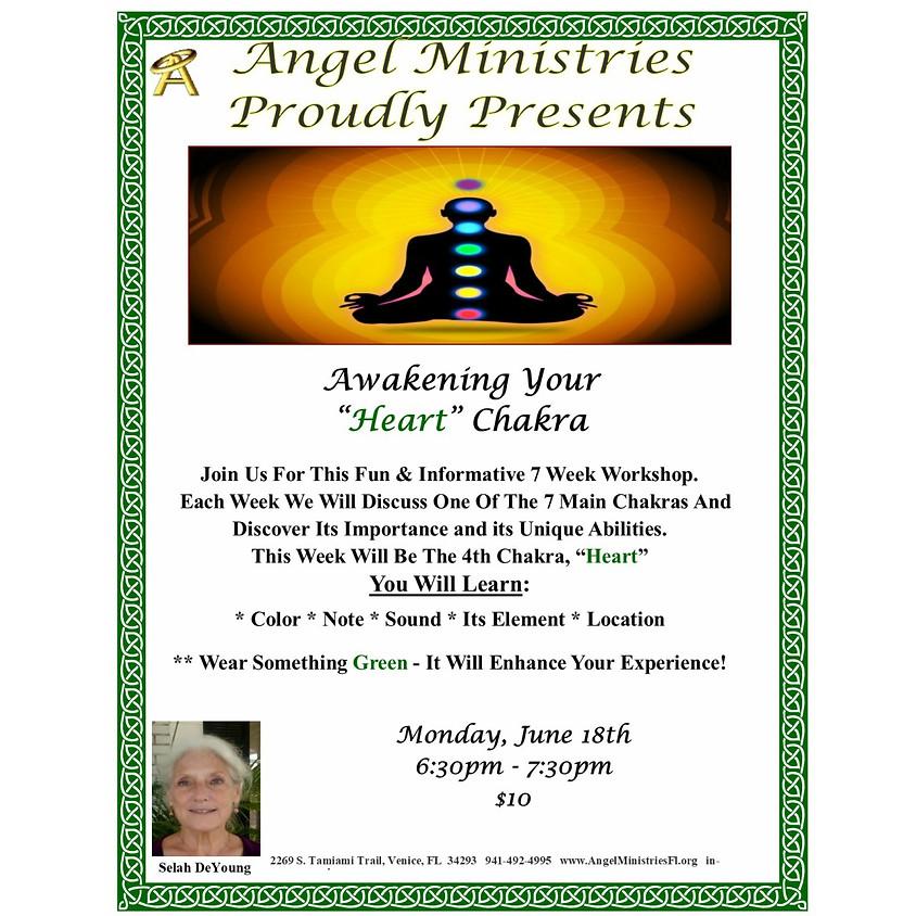Awakening Your Heart Chakra