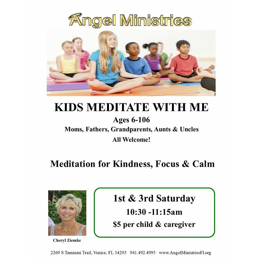 Kids Meditate with Me