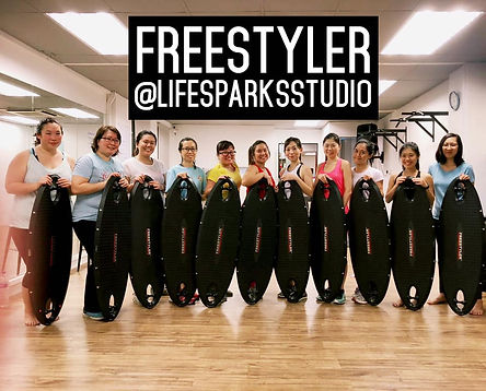 Freestyler Fitness LifeSparks