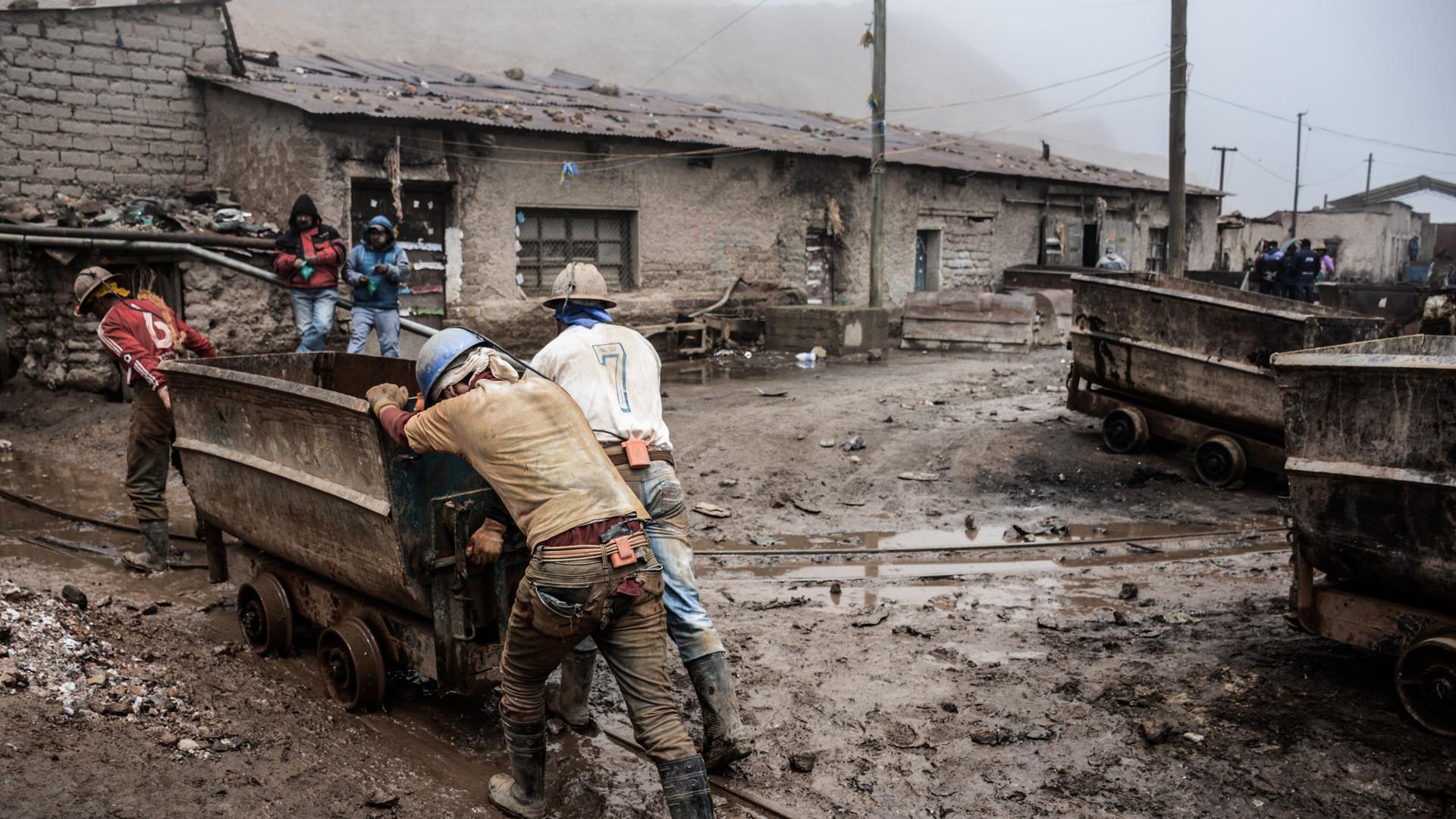 Miners of Potosi