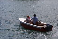 Motorboot Seemeile
