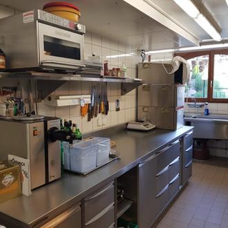 Küche / Cuisine