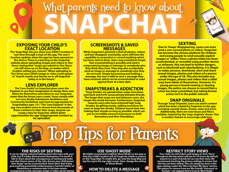 Snapchat Safety Guide
