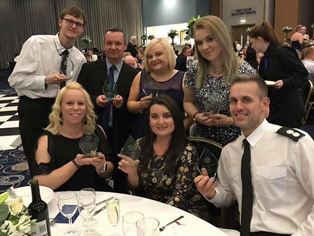 KIC Receives Partnership Award at WMFS Recognition Awards Dinner 2016