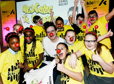 Kicsters : Red Nose Day