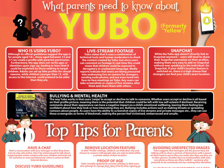 YUBO Safety Guide