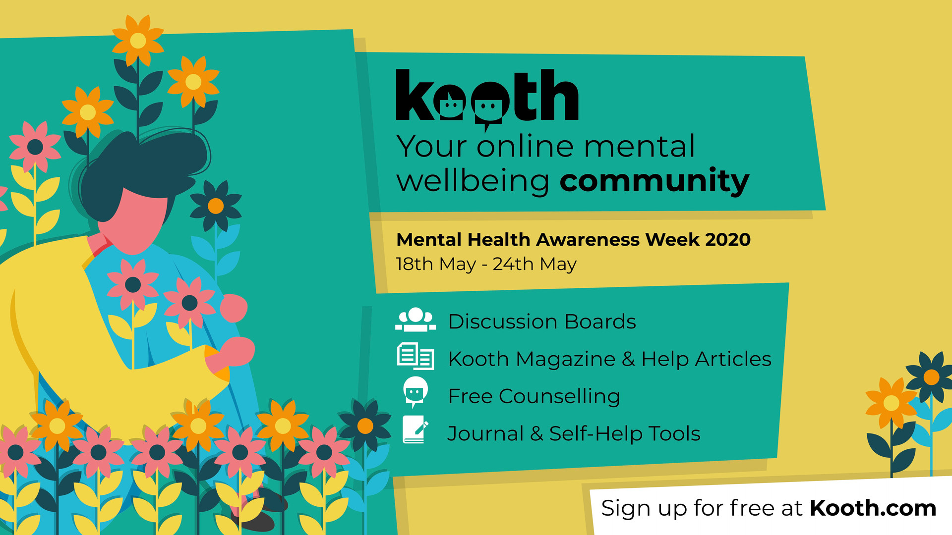 Mental health awareness week_E poster (1