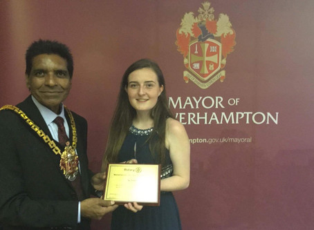 Kicster, Amy Nicholas, Launches Young Citizen of the Year Award