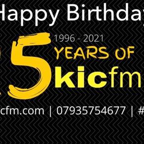 25 Years of KICfm