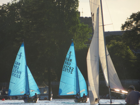 TYC Lifeboat Week Raced to an Exciting Finish