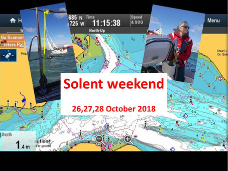 2018 TYC Solent Weekend
