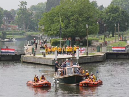 TYC RNLI Lifeboat Week - 10 - 14 June