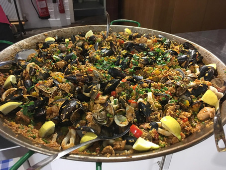TYC Paella Night - Friday 17 May