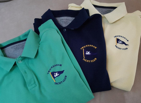 Refresh Your Wardrobe for Spring with TYC Logo Clothing!