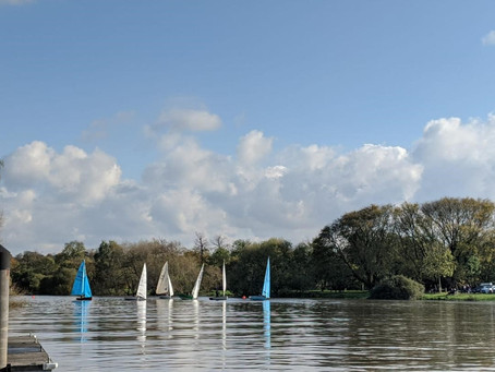 TYC Sailing Sunday Session Starts -        11 April