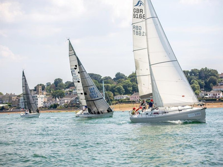 Isle of Wight Around the Island Race