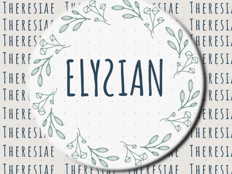 Elysian Theresiae: do Pinterest para a realidade