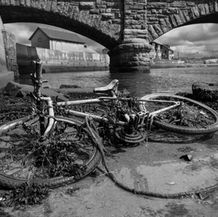 The Ubiquitous Drowned Bike