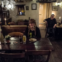 At The Black Lion