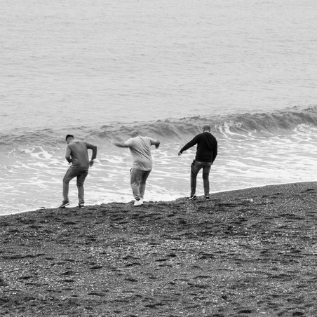 Dodging Waves