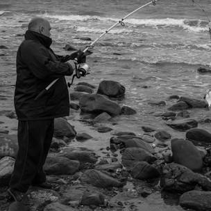 Pleased Fisherman