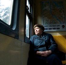 On The Train To Jurmala