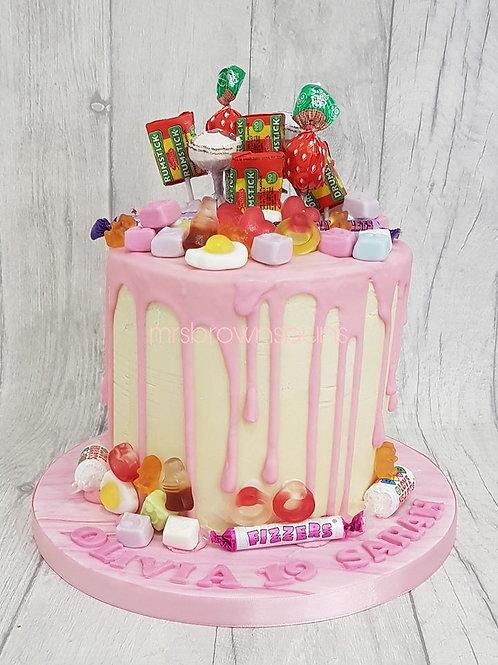 Overload Drip Cake