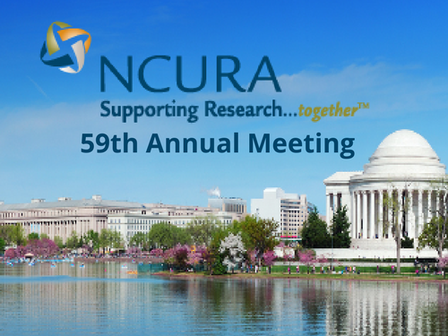 Tapping into the Industry at NCURA's Annual Meeting