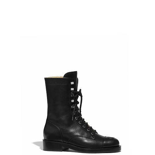 Ботинки Chanel 01