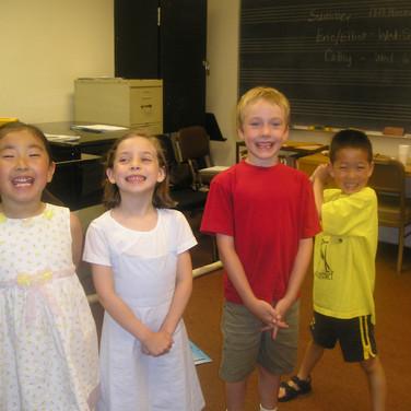 Pre-Piano class c. 2006