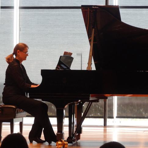 Northwestern Music Academy Faculty Recital, November 2016