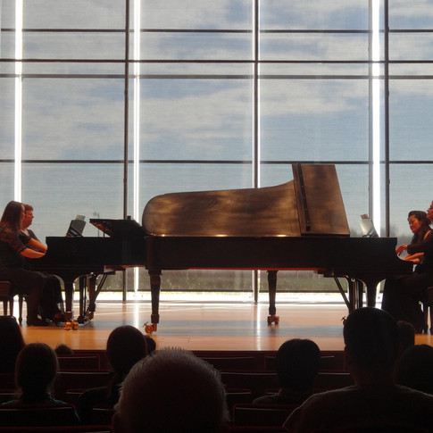 Northwestern Music Academy Faculty Recital, November 2016