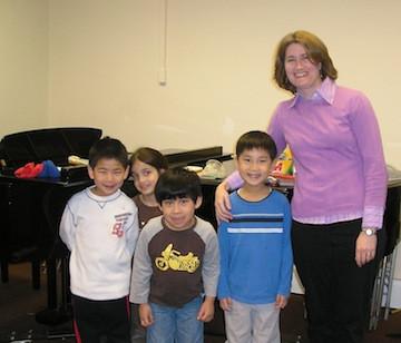 Pre-Piano Class c. 2005