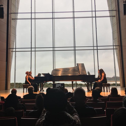 Northwestern Music Academy Faculty Recital, November 2017