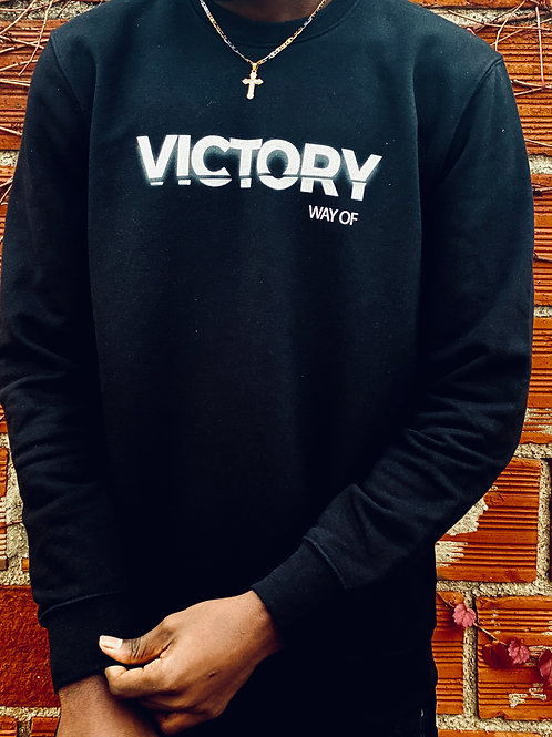 Pull organique Way of Victory