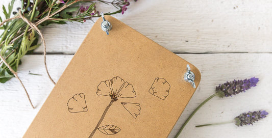 Flower Press 'Poppy'