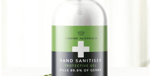 Empire Hand Sanitiser Gel 500ml