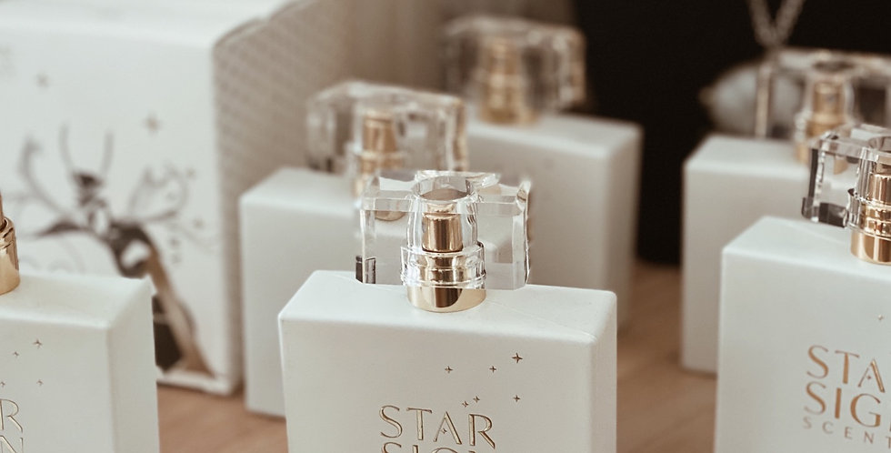 Star Sign Scents Perfume
