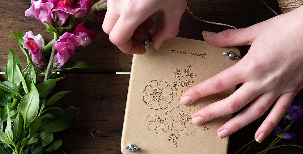 Flower Press 'Posy' Mini