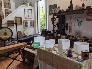 The Sound Healing Studio