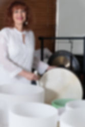 Healing Instruments at Sound Healing