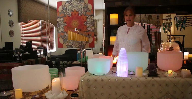 What is Sound Healing Therapy? An introduction to Sound Healing Therapy, philosophy, science, and treatment methods. Barbara Spaulding RN, Master Sound Healer, Clinical Sound Therapist explains Sound Healing and what her practice entails. For more information call 772-245-6515 or go to www.asoundhealing.com,