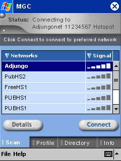 Adjungo Networks