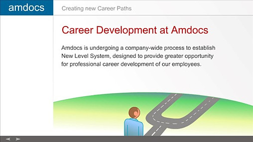 Amdocs Career Presentation