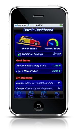 GreenRoad Mobile App