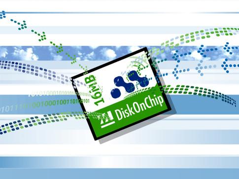 DiskOnChip branding