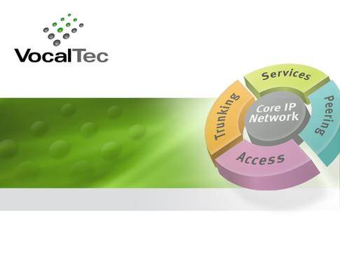 VocalTec branding and MarCom