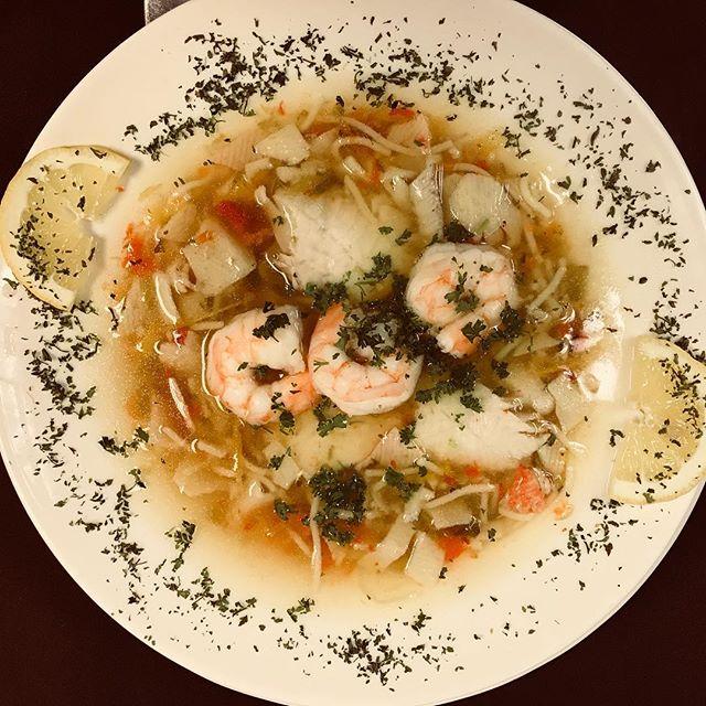 YamYam Seafood soup