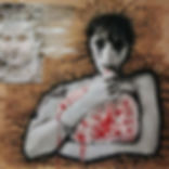 #cardiacleatherworks #serialkiller #art #artgalleries #juxtapozmag #hifructosemag #artdesign #london