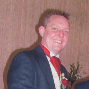 Anne's son Andrew Rigby.  He took his own life in November 2007.